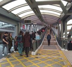 escalator hong kong